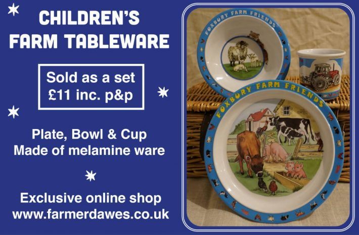 Farm tableware